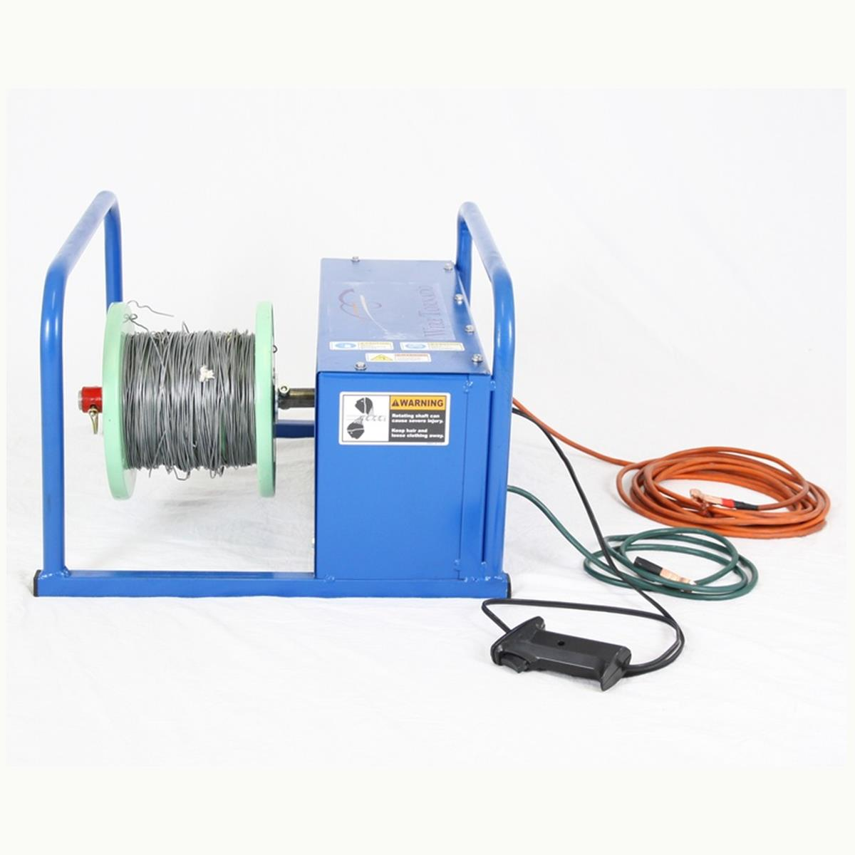 Electric Fence Wire Winder Faq Electrical Wiring On Diagram For Shop